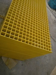 FRP Rectangular Gratings