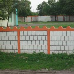 Residential Compound Wall