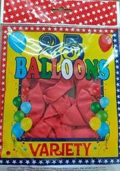 Variety Balloon Pack Of 25