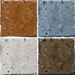 Parking Color Tiles