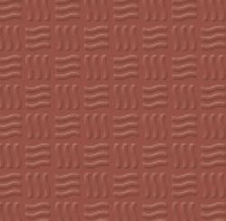 Teracotta Wave Tile