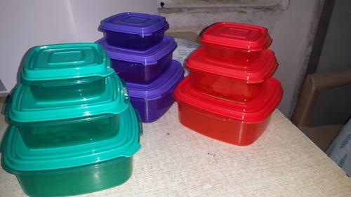 Square Airtight Container