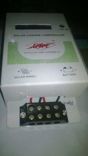Solar Charge Controller - PWM Solar Charge Controller