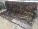 Alaska brown granite