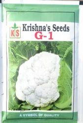 Top cross Cauliflower Seeds, Pack Size: 50gm