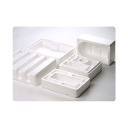 White Medicine Thermocol Moulding