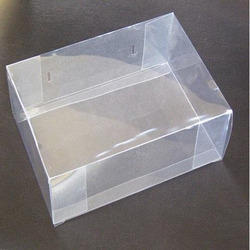 Clear Pvc Box Clear Polyvinyl Chloride Box Latest Price