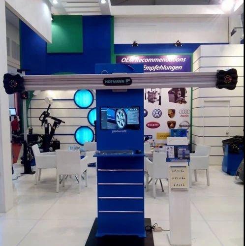 3D Wheel Aligner -Geoliner 630