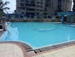 Swimming Pools Waterproofing Work