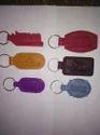 PVC keychain