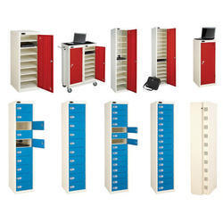 Laptop Lockers with Various Design