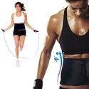 Kawachi Waist Trimmer Exercise Wrap Belt Burn Fat Sweat Weig
