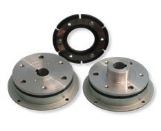 EMCO Dynatorq German Spring Steel & Coil Electromagnetic Brakes