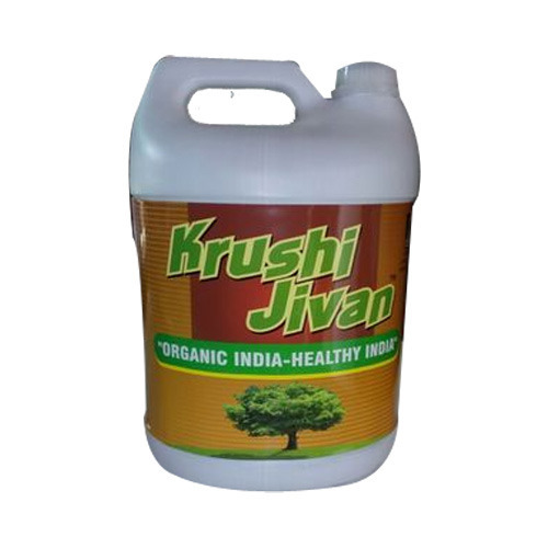 Balram Krushi Jivan Bio Soil Nutrient Fertilizer, Pack Size: 5L / 25L