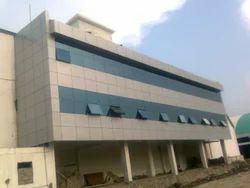 Aluminium Structural Glazing
