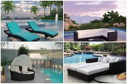 Swimming Pool Patio Furniture