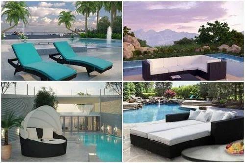 Swimming Pool Patio Furniture