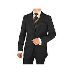 2-Piece Suit Cotton Corporate Uniform Mens Suit