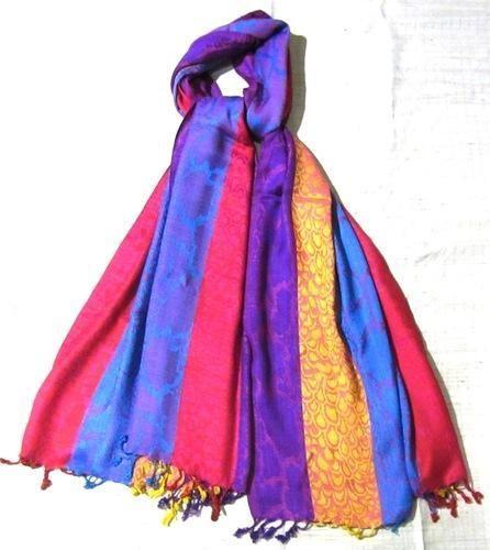 Shawls Silk Pashmina Stoles Exporter From Mumbai