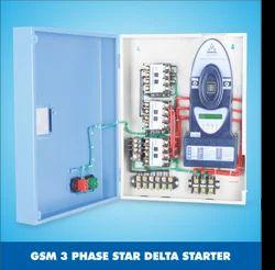 GSM 3 Phase Star Delta Starter