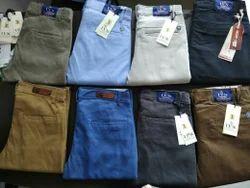 Men 5 Coler Cotton Trouser