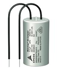 Off-white EPCOS Start Capacitors