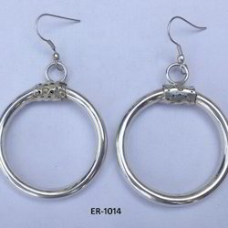 Round Pipe Ear Ring