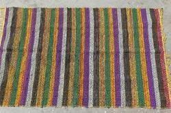 Multicolor Chindi Cotton Rug