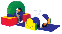 SOFT PLAY RING & ROLLER SET (SPS 101)