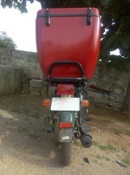 Motorcycle Delivery Box - Motorbike Delivery Box Latest Price