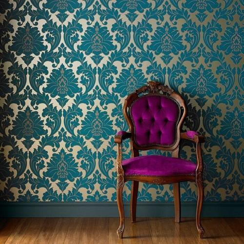 Service Provider of Walpaper Italian Wallpapers by Design Walls