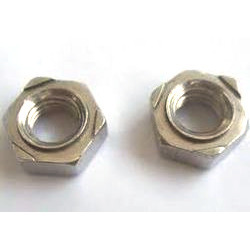 Stainless Steel Weld Nut Metric Thread