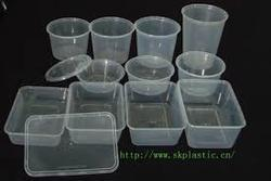 Food Plastic Boxes