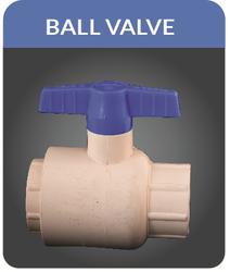 CPVC Ball Valve