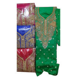 Hand Embroidered Party Wear Suit