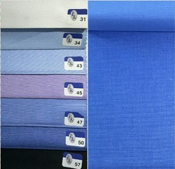 Polyester Viscose 7 Colour Uniform Shirting Fabric