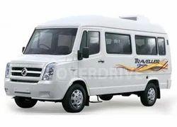 Tempo Traveler Rental In India