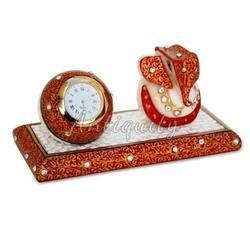 Marble Ganesh & Watch