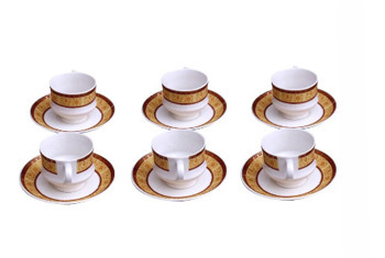 6 Pieces Cup Plate Sets  sc 1 st  IndiaMART & 6 Pieces Cup Plate Sets | 4p Group | Wholesale Trader in Rohini ...