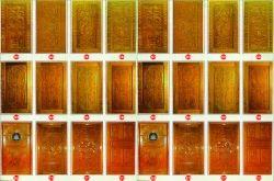 Teak Wood Fancy Carvin Door