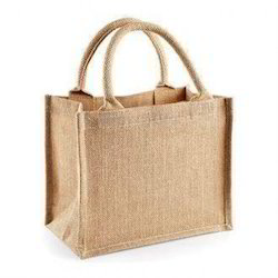 Personalized Hessian Bag