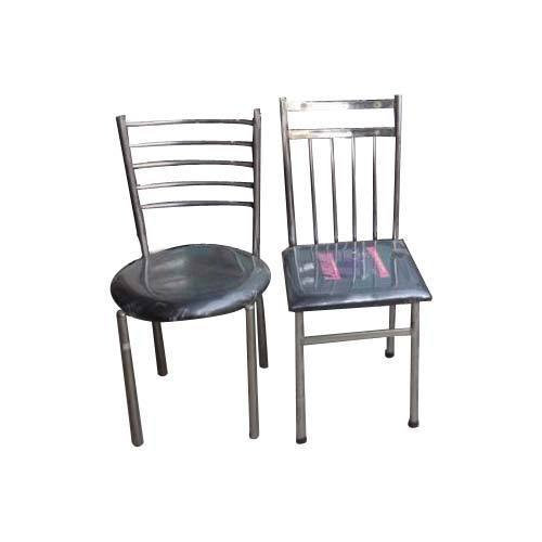Steel Chair at Rs 1200 /piece | Steel Ki Kursi - Ziya Interior ...