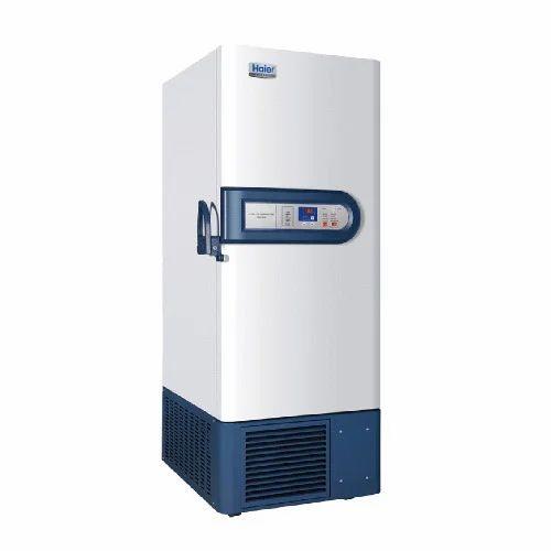 Haier Stainless Steel Ultra Low Plasma Freezer