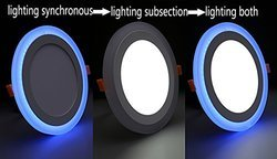 Panel Light LED With Double Color