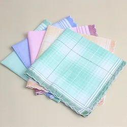 Patch Work Ladies Cotton Handkerchief