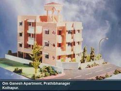 Om Ganesh Apartment Kolhapur