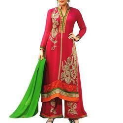 f1b1828f69 Palazzo Suit in Surat, प्लाज़ो सूट, सूरत, Gujarat   Get Latest Price from  Suppliers of Palazzo Suit in Surat