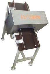 Inclined Metal Detector