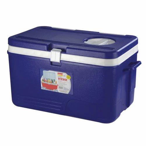 Plastic Blue Ice Storage Bo