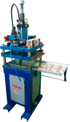 PVC Sticker Die Punching Machine